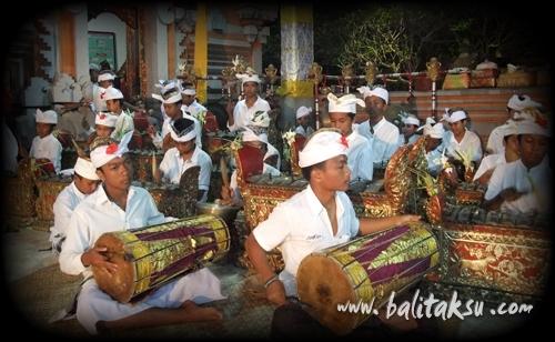 Sekaa Gong Alit-Alit Br.Kalah Peliatan バンジャール・カラー少年楽団
