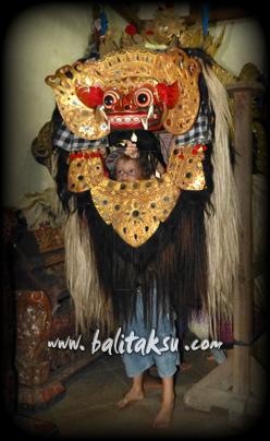 Barong Ket - Balerung Stage Peliatan.