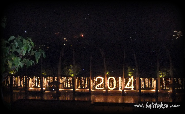 Polosseni New Year Performancs 2013-2014 AmaNusa Resort Nusa Dua Bali