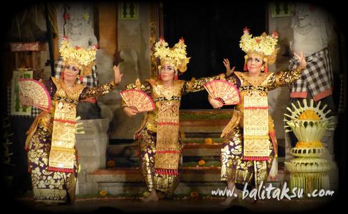 Legong Gunung Jati and Tirta Sari