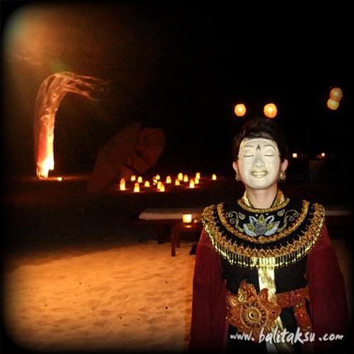 Full Moon Performance Bali Ubud Nusa Dua
