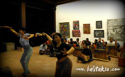Dharma Jati Rehearsal at ARMA