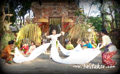 International Saraswati Festival 2015 - Live Strieming,ARMA Museum,Tari Citra Saraswati by A.A.Ayu Bulantrisna Djelantik チトラ・サラスワティ舞踊