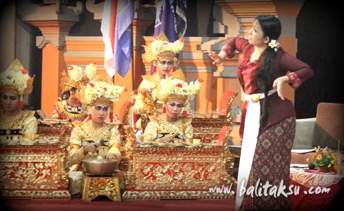 Seminar Cinta Bali di Kampus Politeknik Negeri Bali