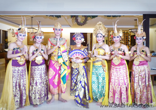New Year's Eve Performance at Pandawa Cliff Estate 2016-2017