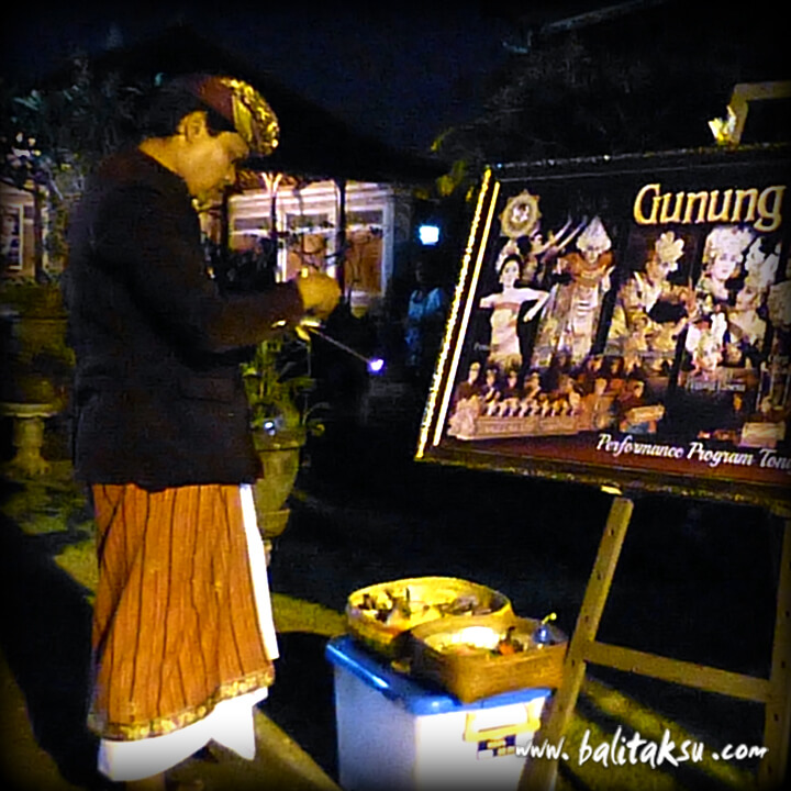 Papan Reklame Grup Gunung Sari Peliatan