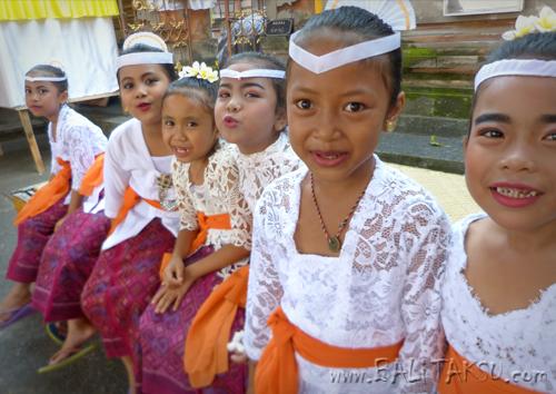 KUNINGAN Pura Dalem Gede Temple Peliatan Village:Apr 2017