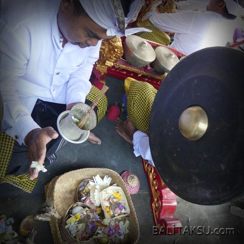 オダラン プラ・スバック・ワサン寺院(ブラバトゥ/バトゥアン) 2018年3月