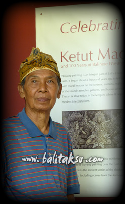 I Ketut Madra