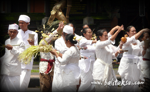 The Tawur Agung Kesanga Ceremony (Nyepi 1934)