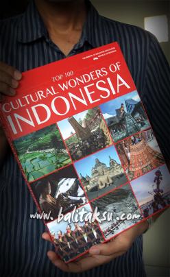 top 100 cultural wonder of indonesia