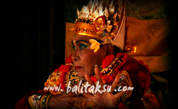 makeup balinese dance for adult