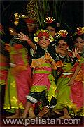 ドラナン バリ舞踊
