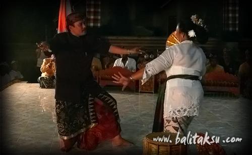ジョゲ バリ舞踊