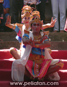 Tresnayana I Wayan Darya S.Sn トレシュナヤナ