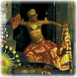 Tari Kebyar Duduk Dance
