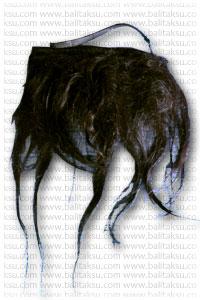 男性舞踊のウィッグ wig tari cowok