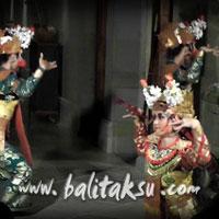 Amandari Legong Lasem Lengkap Condong Balinese Dance 2012