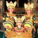 Legong Dewi Sri - 2014 - Buk Man, Bu Murni and Mayumi