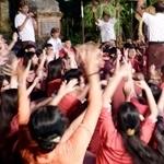Farewell Party BPK PENABUR, SMPK 1 JAKARTA. Bebek Tepi Sawah 2015 28 May