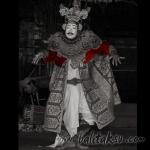 baju beludru バジュ・ブルドゥル ビロードの服 バリ・ダンス・コスチューム