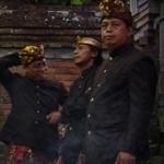 Baju Safari, pakaian tradisi bali, traditional balinese coutum for men