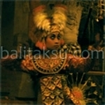 Jenis tari bali, balih-balihan / kind of balinese balih-balihan dance