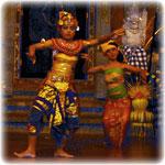 Tari Nelayan Dance ヌラヤン舞踊
