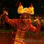 ulap-ulap gerakan ウラップ・ウラップ バリ舞踊の技法